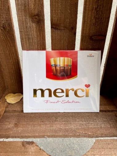 merci Finest Selection mix 250g