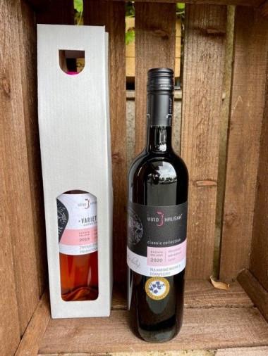 Víno Hruška - Rulandské modré & Dornfelder