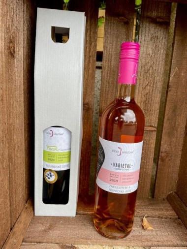 Víno Hruška - Zweigeltrebe & Frankovka Rosé