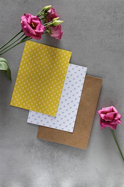 Možnost přání nebo vzkazu ke každé květině
