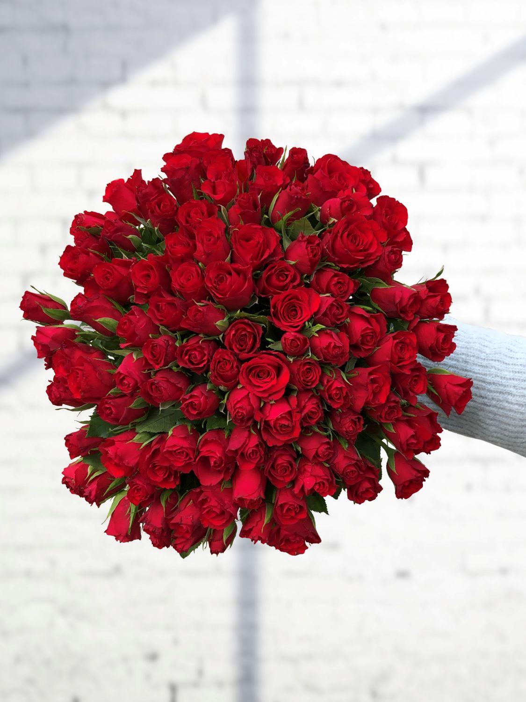 Nejlépe kytici 100 malých růží