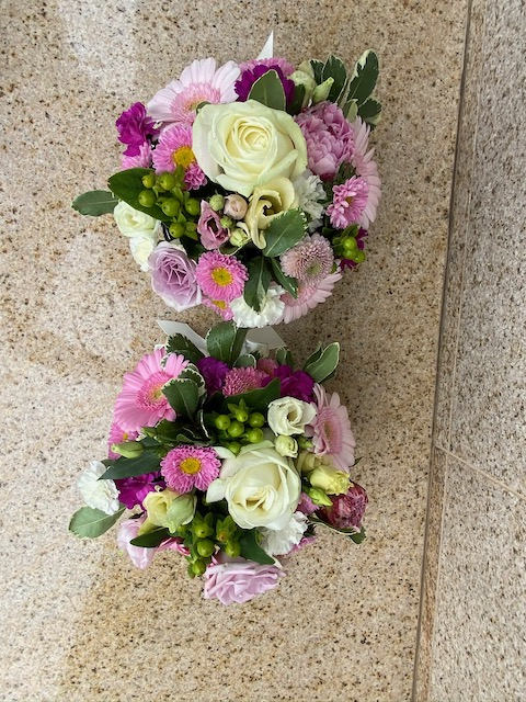 Flower box Decentní