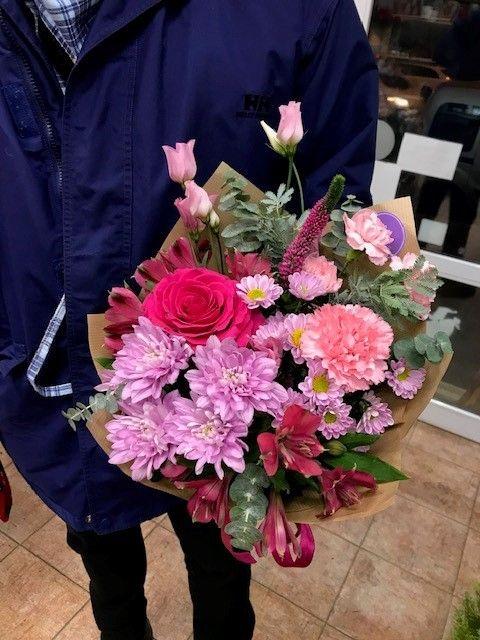 Květiny pro Prahu 10, 3 a 2