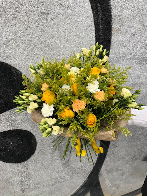 Donáška květin