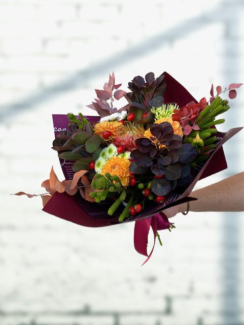 Naše sezónní kytice z květinářství Praha - Strašnice