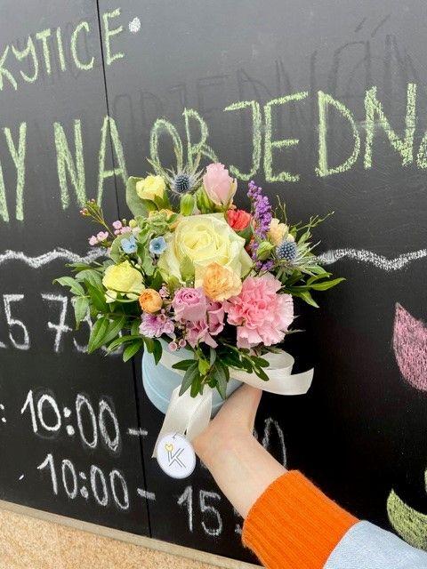 Flowerbox online Praha květinářství