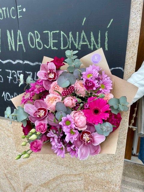 online květinářství Praha kytice