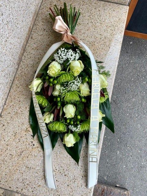 Smuteční kytice online Praha 10 Strašnice