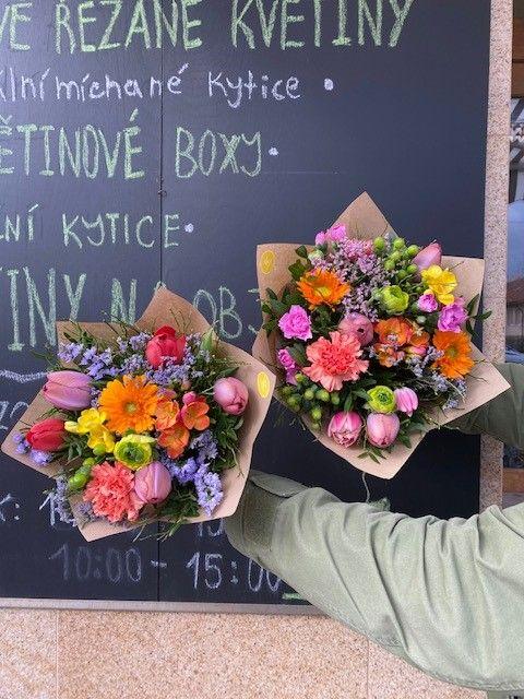 Online květinářství Praha Strašnice
