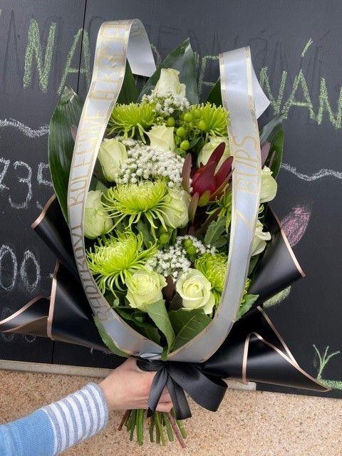 Smuteční a pohřební kytice Praha