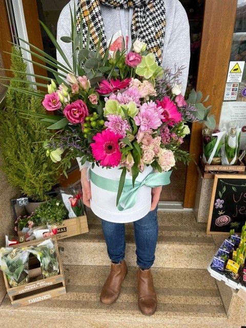 Flowerbox doručení květin Praha