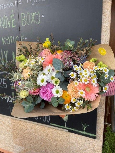 Sezonní kytice Květiny Strašnice