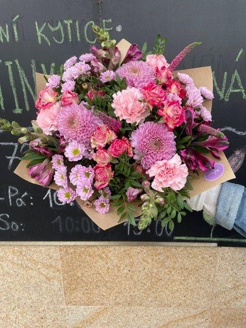 Praha květinářství online kytice