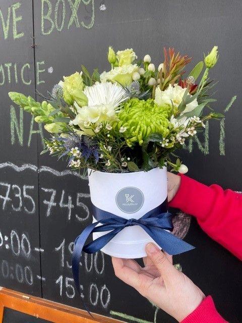 Flowerbox doručení Praha