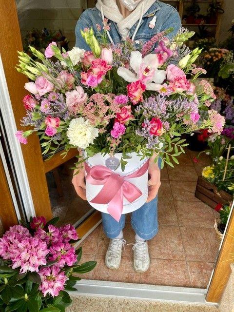 Flower box rozvoz po Praze