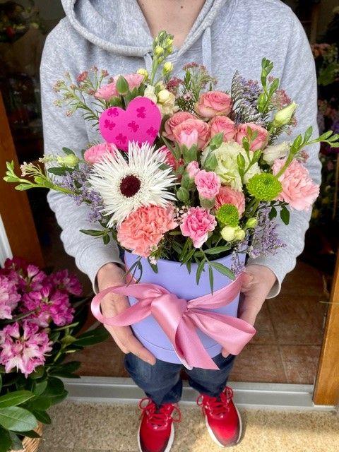 Flower box květinářství Praha