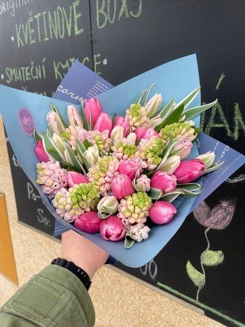 Expres květiny k doručení Praha