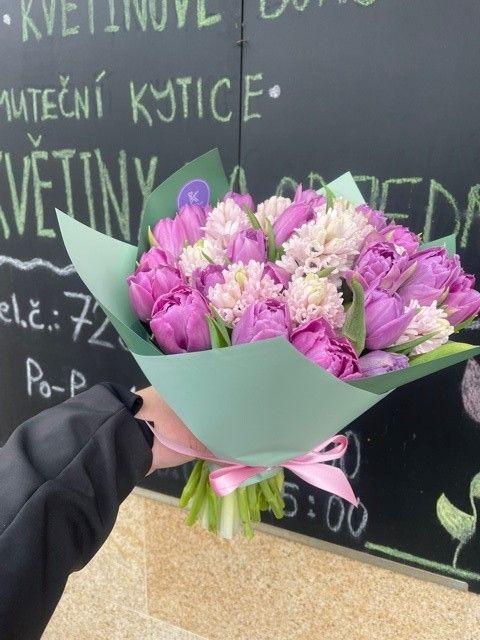 Kytice květinářství Praha online