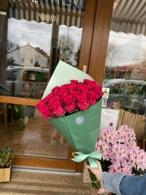 Kytice růží Praha online