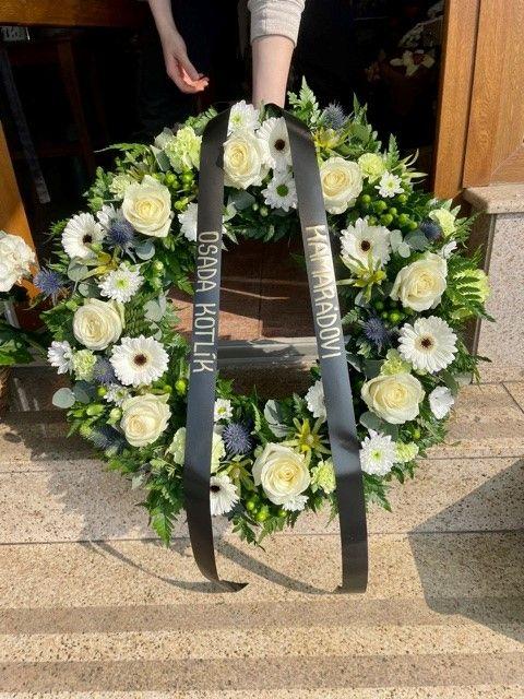 Smuteční a pohřební kytice Strašnice