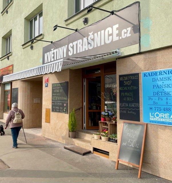 Květinářství Praha 10 Strašnice online