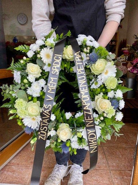 Květinářství Krematorium Strašnice online