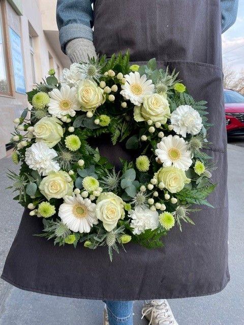 Smuteční a pohřební květiny Praha
