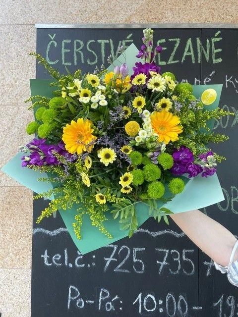 Květiny online Praha