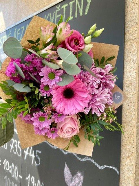 Květiny online Strašnice