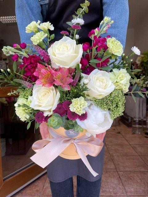 Květiny online v krabičce