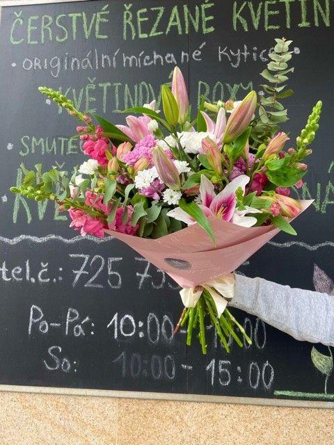 Řezané květiny online