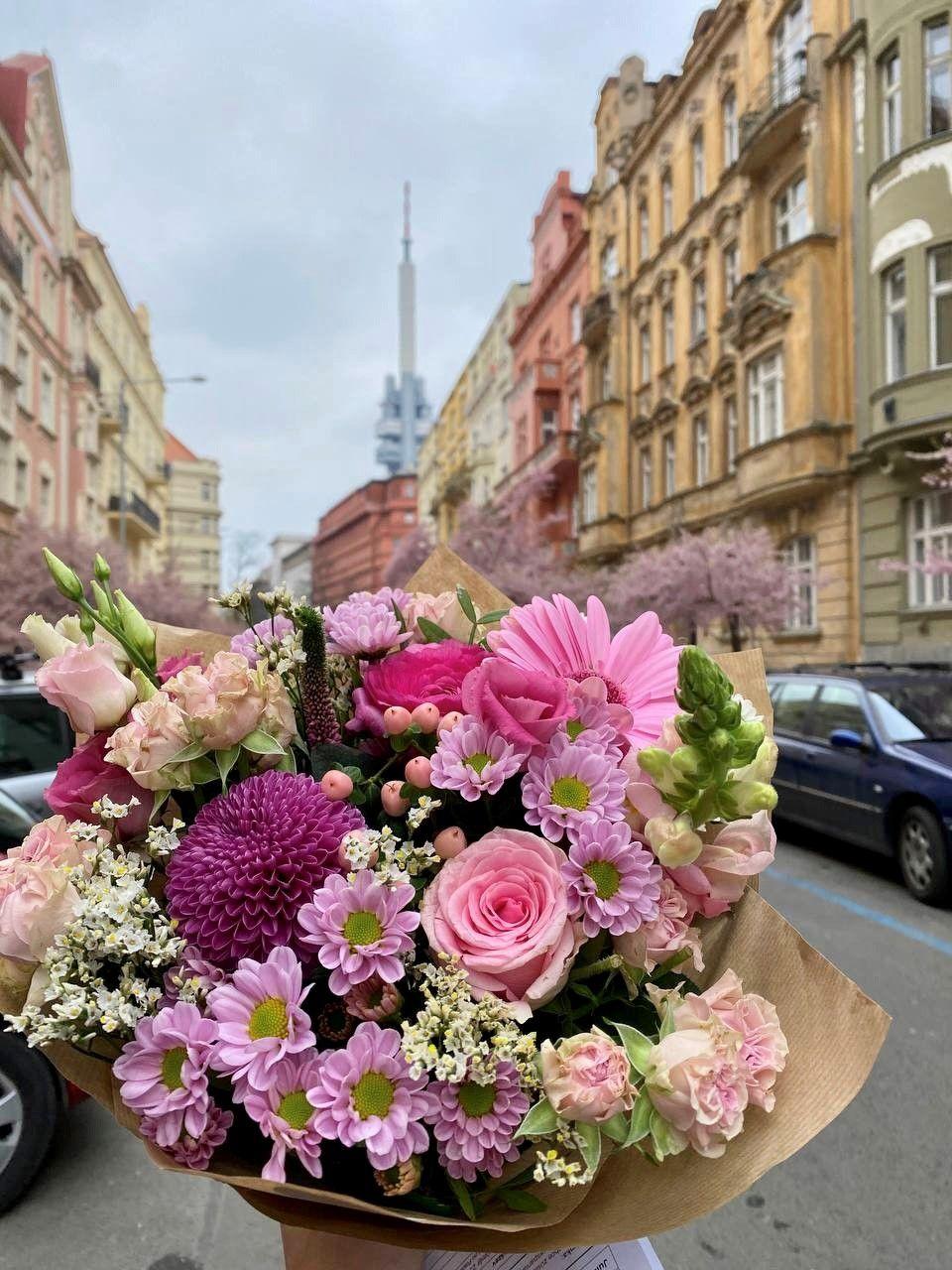Květiny online doručíme i expres