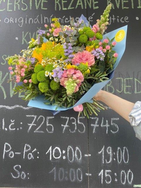 Květiny online