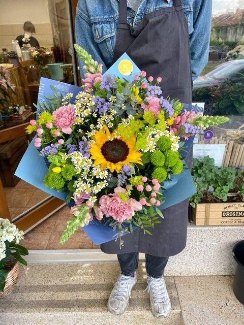 Sezonní květiny online