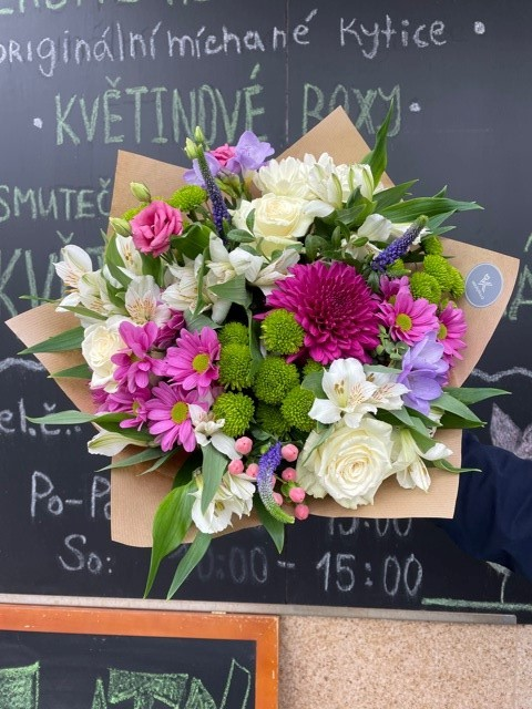 Květiny a kytice online