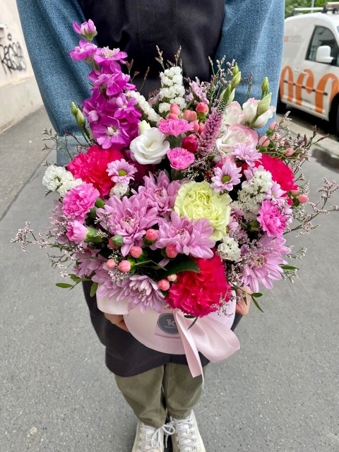Květinová krabička online