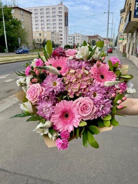 Květiny online Praha 10
