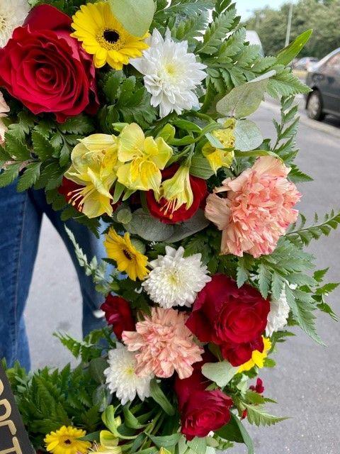 Smuteční a pohřební věnec online