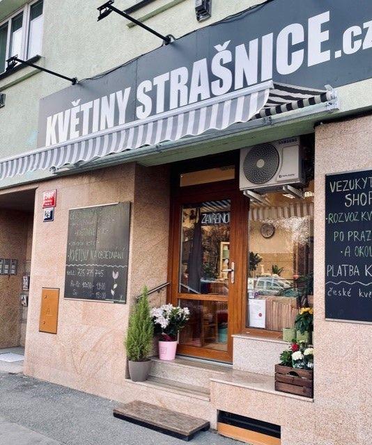 Květinářství Praha 10 Strašnice