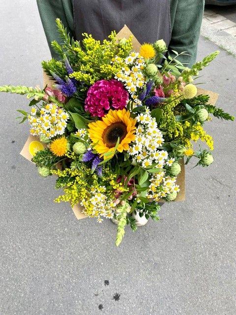 Sezonni kytice online květiny Praha