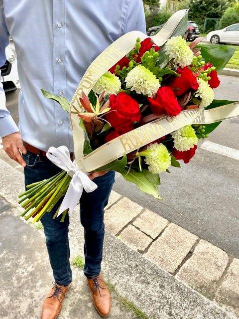 Pohřební kytice online Praha
