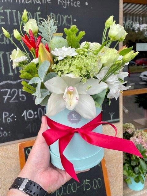 Květiny a kytice nejen pro muže