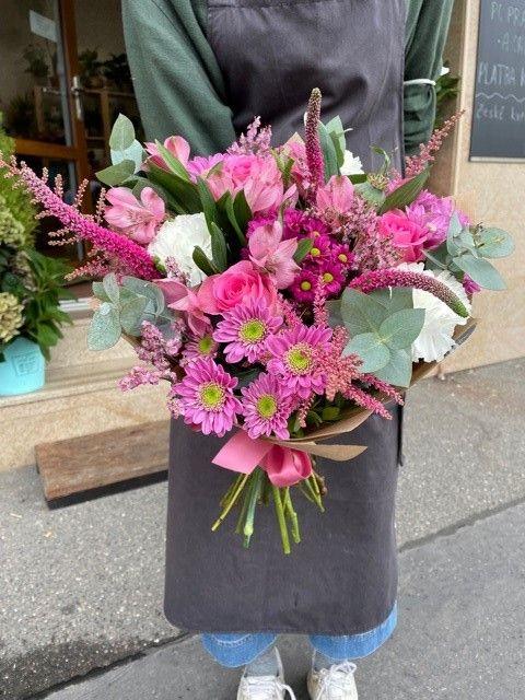 Květinářství Květiny Strašnice online