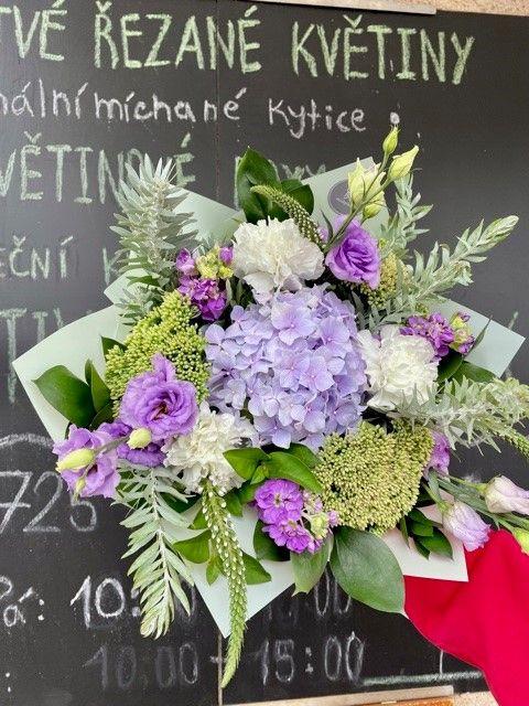 Květinářství online Květiny Strašnice