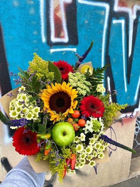 Květiny z online květinářství Praha