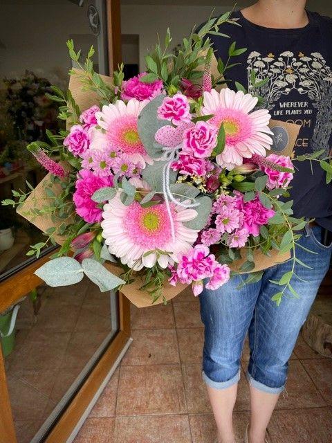 Květinářství Praha s rozvozem květin