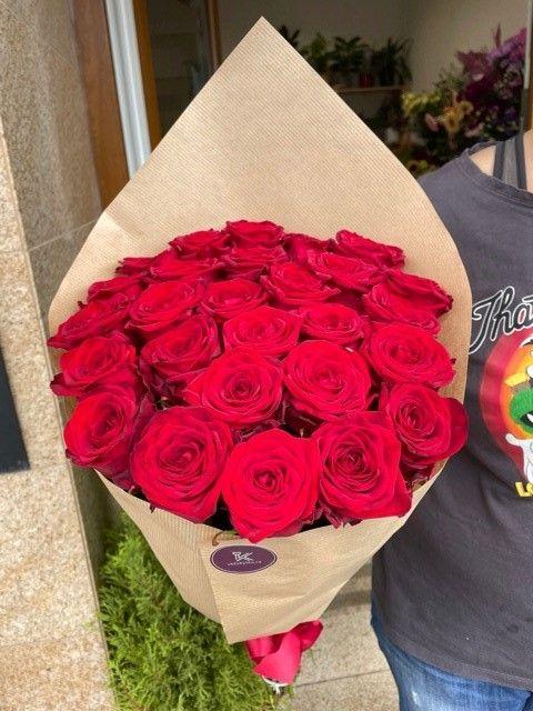 Kytice růží online květinářství