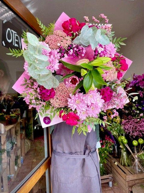 Květiny z online květinářství