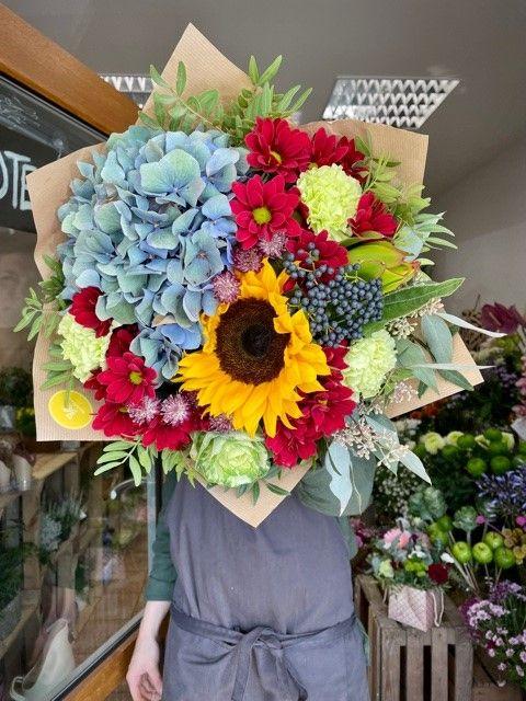 Květiny z pražského online květinářství
