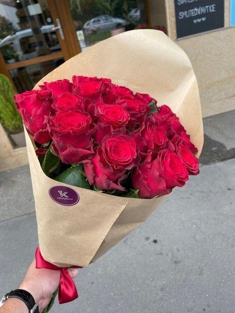 Kytice růží Praha online květinářství
